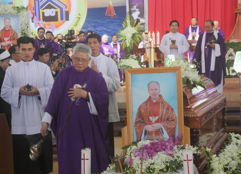 Thánh lễ an táng Cha Đaminh Vũ Đức Hậu - Giáo phận Ban Mê Thuột - Ảnh minh hoạ 8