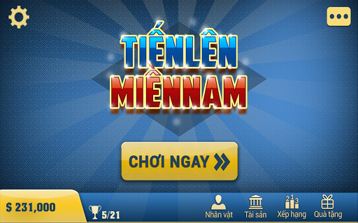 Tien Len Mien Nam - TLMN  gameplay | by HackJr.Pw 8
