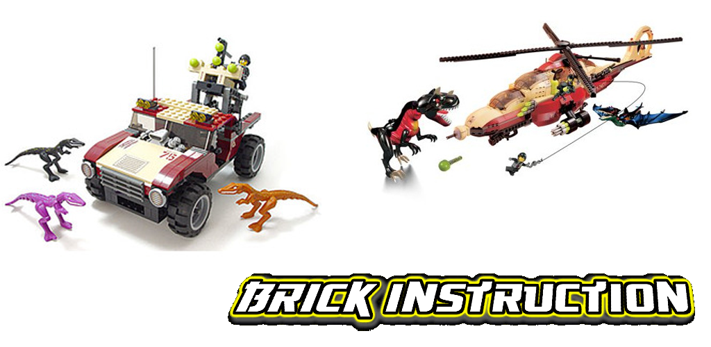 Dino Attack Brick Instruction Apk Download Comickinstickapp