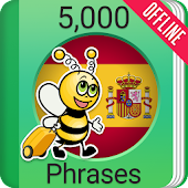 Learn Spanish - 5000 Phrases
