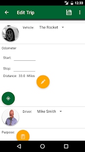 Track My Mileage and Expenses- screenshot thumbnail
