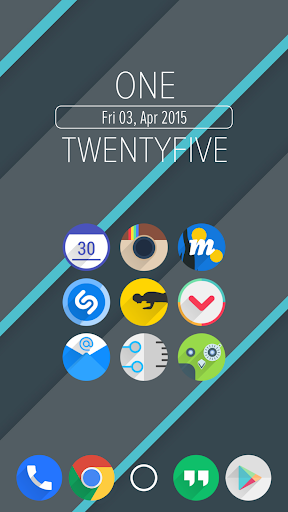 Yitax - Icon Pack screenshots 2