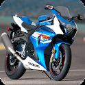 suzuki gsx-r1000 superbike icon