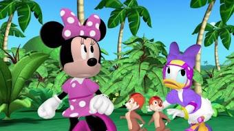 Mickey fait la course, deuxième partie