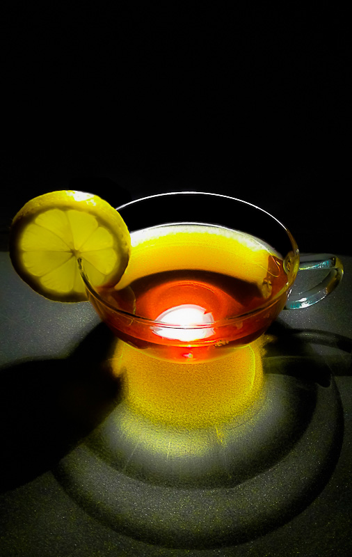 Lemon tea di mrcmrz