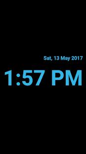Simple Desk Clock - náhled