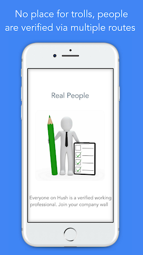 Hush - Real Office Talk 2.1.0 screenshots 5