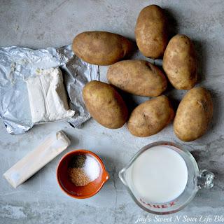 Dasani (Mama's) Clarke Homemade Creamy Mashed Potatoes.