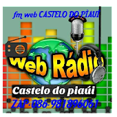 Web Rádio Castelo do piaúi