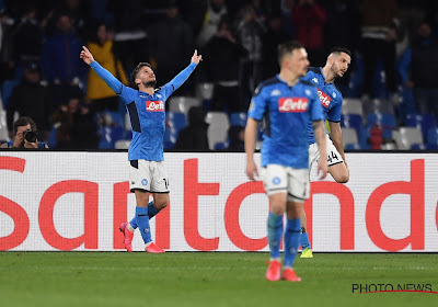 🎥 130e but napolitain pour un Dries Mertens frustré