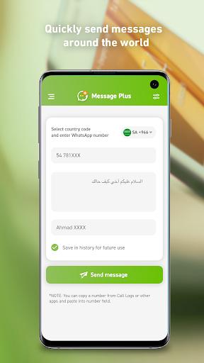 Message plus for Whatsapp screenshot 6