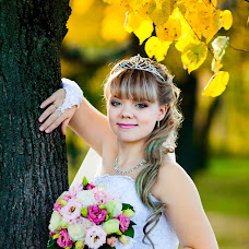 Wedding photographer Anna Rusakova (NysyaRus). Photo of 27.10.2015