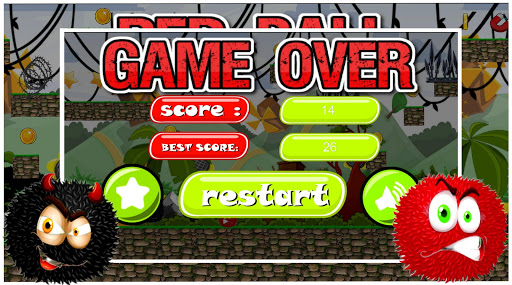 Escape Red Ball apkmind screenshots 4