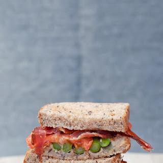 Tomato Asparagus Sandwich Recipes