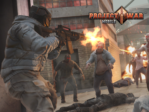 Project War Mobile screenshot 24