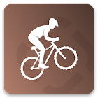 Runtastic Mountain Bike GPS icon