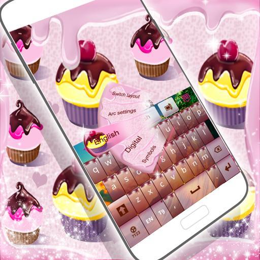 個人化App|键盘蛋糕 LOGO-3C達人阿輝的APP