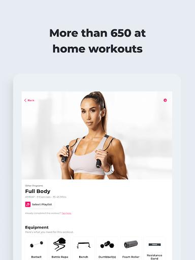 SWEAT: Kayla Itsines Fitness 5.9.2 screenshots 13