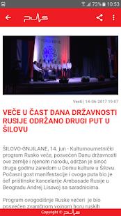 RTV Puls - náhled