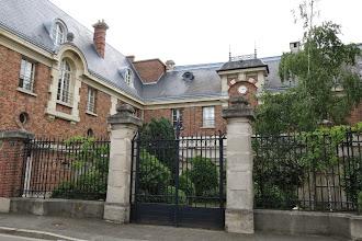Photo: Ancienne maison de ??
