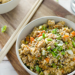 Easy Vegan Cauliflower Fried Rice