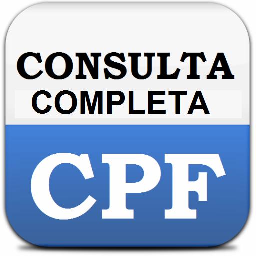 CONSULTA CPF COMPLETA R$ 9,99- screenshot