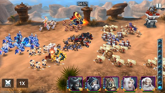 Wartide Mod Apk Download For Android and Iphone 6
