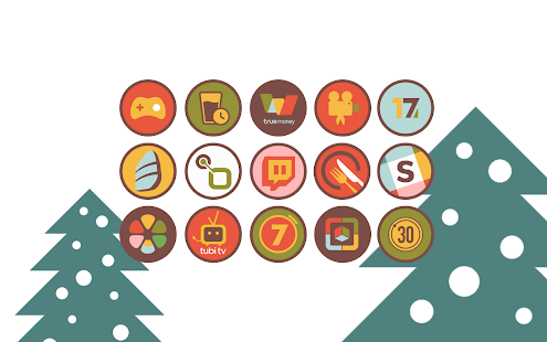 X mas - Icon Pack Screenshot