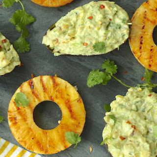 10 best hot avocado dip recipes hot n sweet grilled avocado sciox Images