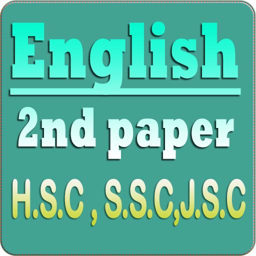 English 2nd Paper App