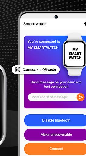 Smartwatch Bluetooth Notifier screenshot 6