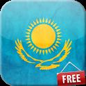 Flag of Kazakhstan Live Wallpaper icon