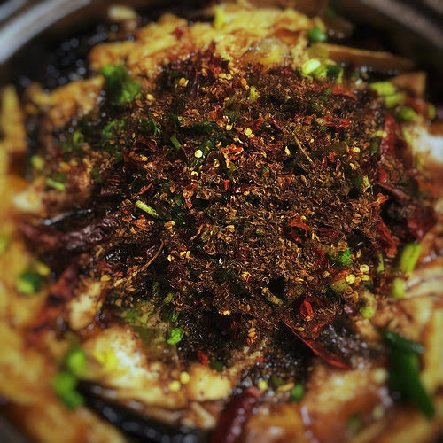 chinese, mala sauce, recipe, Sichuan, Spicy Fish Stew, Water Boiled fish, 水煮魚, 麻辣