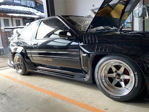 スプリンタートレノ AE86 GT-APEX ブラックリミテッド 61年式のカスタム事例画像 Channel  Yu-さんの2020年12月23日12:38の投稿