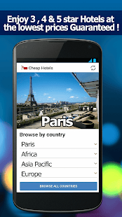 Cheap Hotels - Hotel Booking- screenshot thumbnail