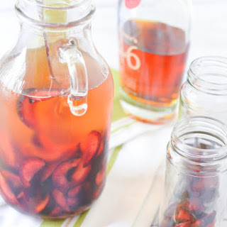Bottling Plums With Alcohol Recipes