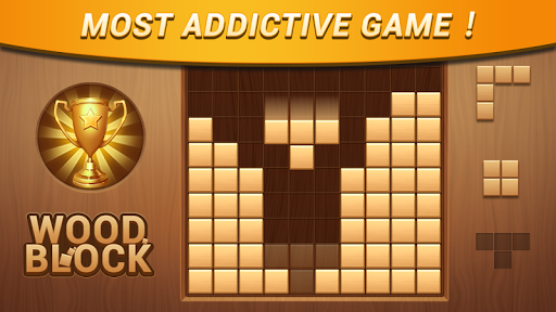 Wood Block - Classic Block Puzzle Game apktram screenshots 20