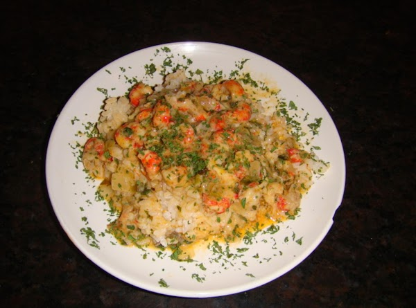 Crawfish Etouffe Recipe