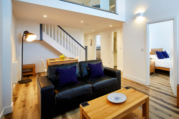 living space at Burkhardt Hall - Swindon