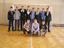 Sukces szkolnych piłkarzy