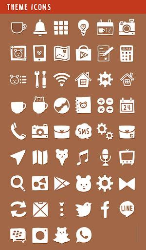 Cute Wallpaper Bear Coffee 1.0.1 Windows u7528 4
