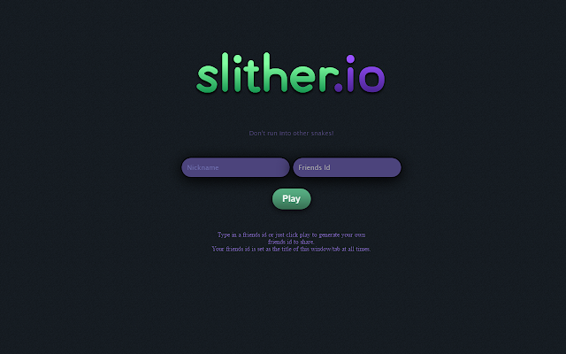 🐍 Slither Friends - by Creators of Agar.pw