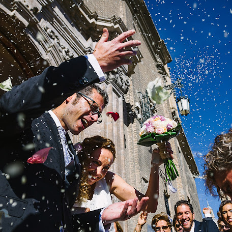 Wedding photographer Clara Unpardedos (unpardedos). Photo of 16.02.2016