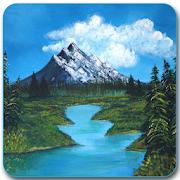 من السهل رسم مشهد الجبال APK