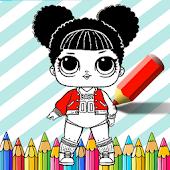 Tải How To Paint LOL Doll Surprise (LOL Suprise Doll) APK