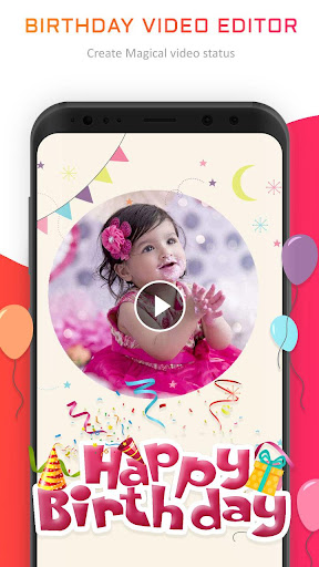 Birthday Video Maker with Song and Name screenshot 2