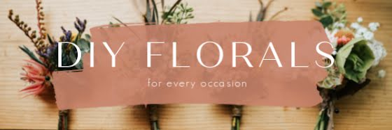 DIY Florals - Email Header Template