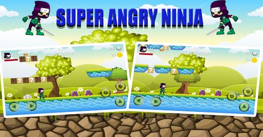 بطل النينجا الغاضب - super angry ninja image | 5