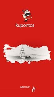 Kupontos - náhled