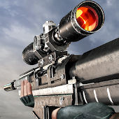 Sniper 3D Gun Shooter: Free Fun Shooting Games Icon